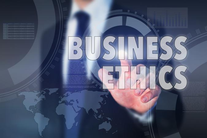 Reasons to study and know your business ethics.