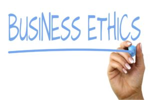 Development of Business Ethics