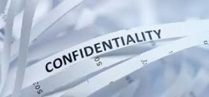 Confidentiality may be justified on four premises