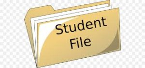 Why UI DLC students required to keep personal files?