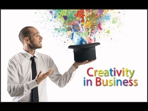 creativity in the business environment