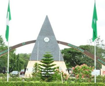 Courses offered in federal University of Agriculture Abeokuta.