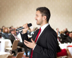 Public speaking & Conversation