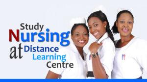 Study Nursing at Distance Learning Center Unibadan.