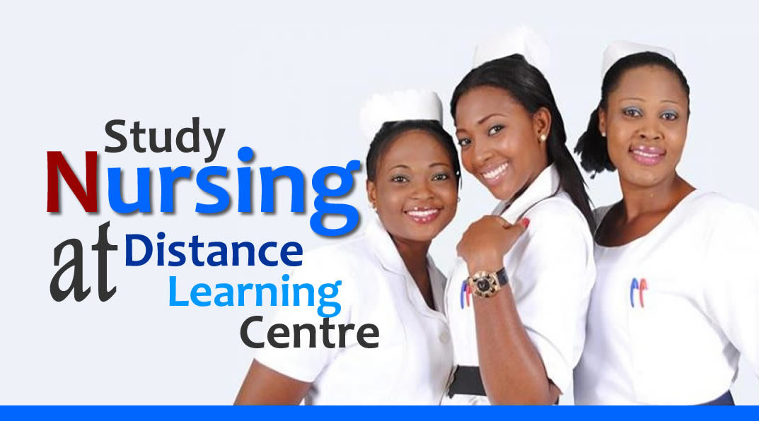 Study Nursing at Distance Learning Center Unibadan.