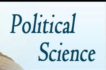 Department of political science 200 level and 300 level courses.