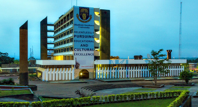 OAU Shuts Down After Protest Over Students' Untimely Death