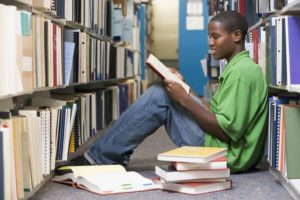 How do you start improving reading in exam period?