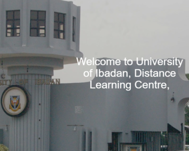 Admission into University of Ibadan