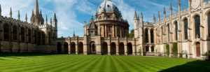 Postgraduate Degree Scholarship at Oxford University 2020
