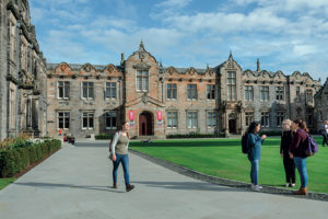 Scholarships in Computer Science St Andrews University