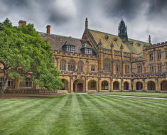 International Scholarships at University of Sydney