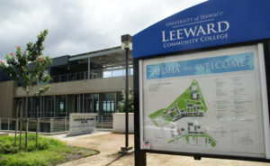 Undergraduate Scholarship At Leeward Community College