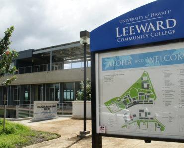 Undergraduate Scholarship At Leeward Community College