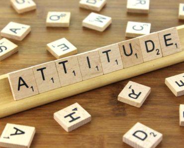 Attitudes PSY 586