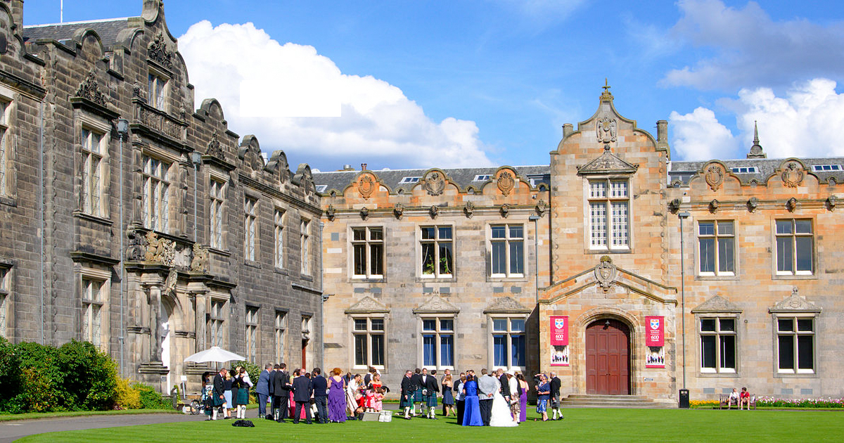 Scholarship At University of St Andrews in UK