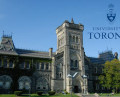 Scholarships for International Students At University of Toronto Canada