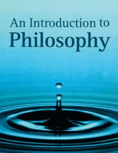 PHI 101 Introduction to philosophy
