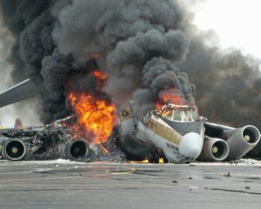Airplane carrying coronavirus medical material to Japan crash
