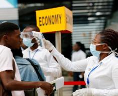 Coronavirus now Confirmed in 34 African Countries