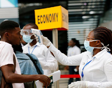 Coronavirus now Confirmed in 34 African Countries