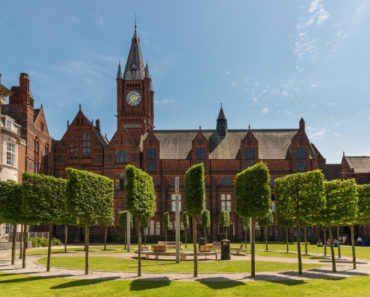 MSc Scholarships at University of Liverpool
