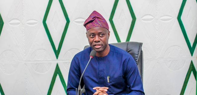 Oyo governor revealed he fought COVID-19