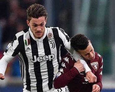 Rugani Juventus Player Tested Positive For Coronavirus