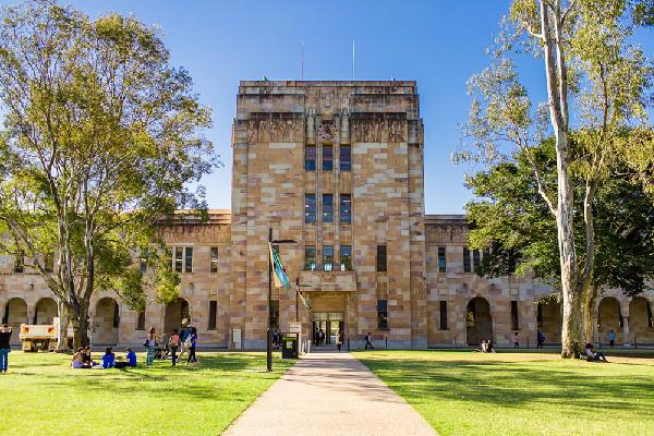 Scholarship At University of Queensland Australia