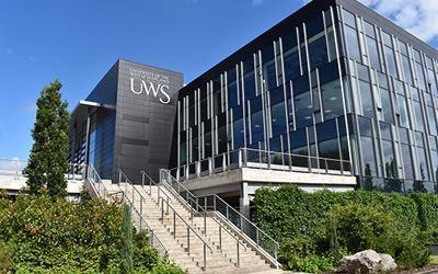 University of West Scotland Scholarship and Award