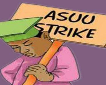 ASUU Indefinite Strike
