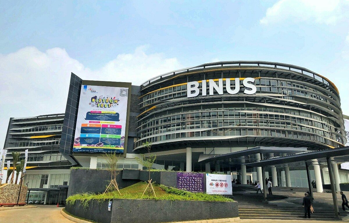BINUS University World Class Scholarship