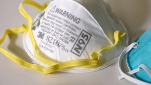 Cleaning and Reusing Hospital Face Masks Safe?