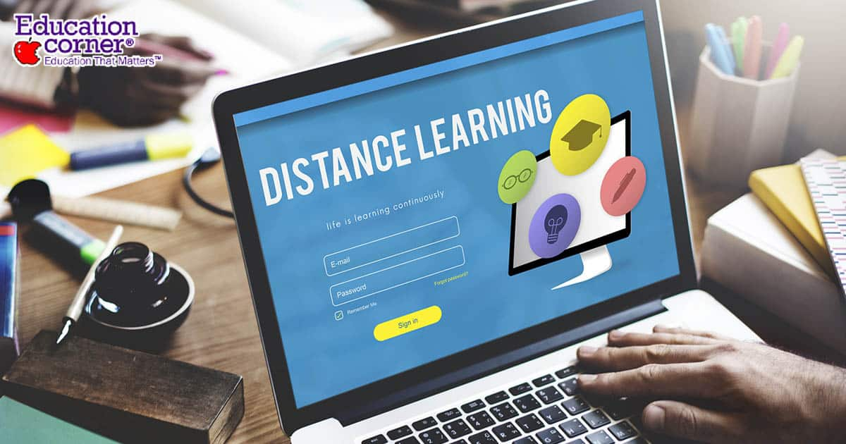 Effective distance learning skills