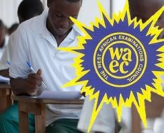 WAEC timetable for the May/June 2020/2021
