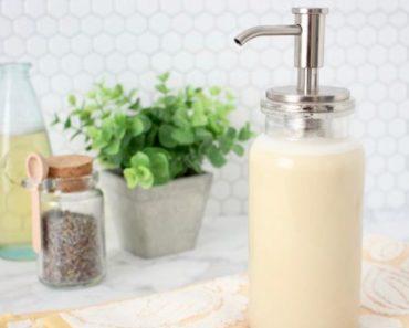 How to Make Liquid Castile Soap
