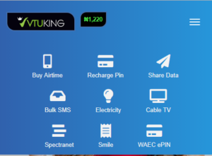 Become VTUKing Affiliate