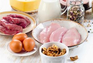 Eat enough protein