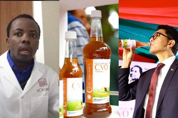 Endorse Madagascar COVID-19 Cure