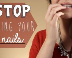 Reasonsto stopbiting your nails