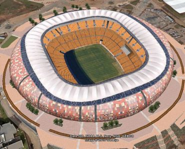 Best and Beautiful Stadium In Africa