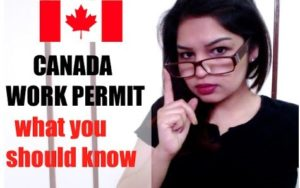 Canadawork permit & Visa Online.