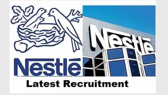 Nestle Recruitment Form