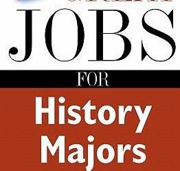 Career Opportunities For History Degree