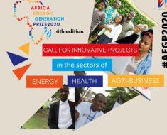 Africa Energy Generation Prize