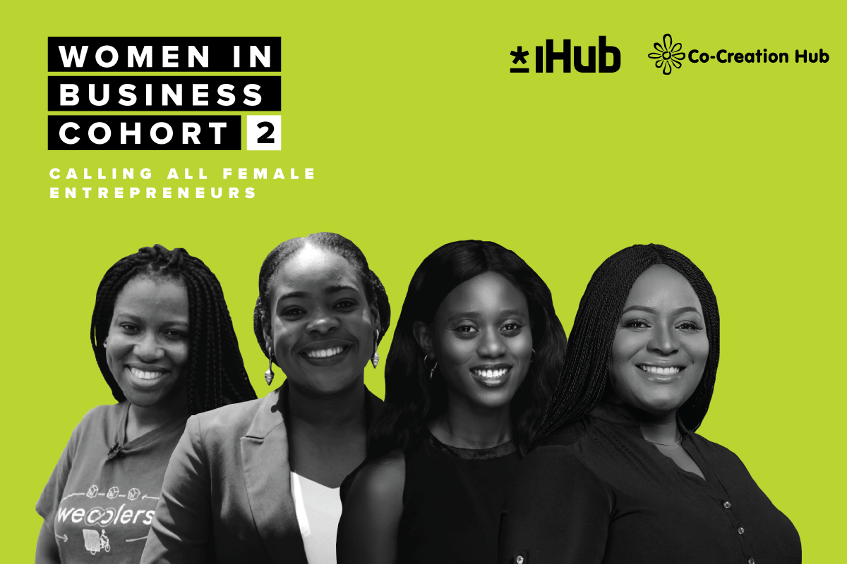 CcHub and iHub Women In Business
