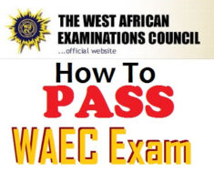 How To Pass Waec Exam