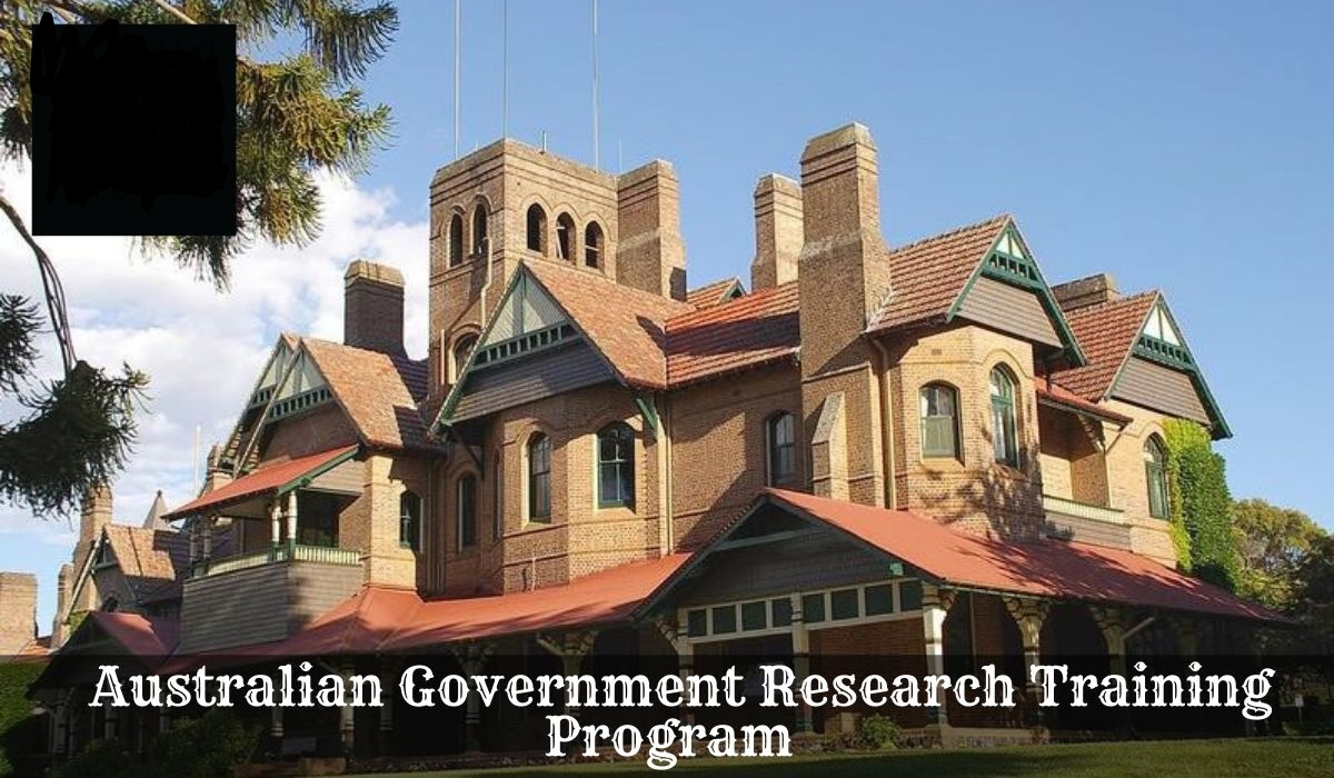 Australian Government Research Training
