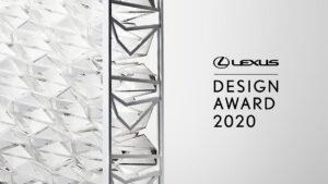 Lexus Design Award Portal 2020/2021