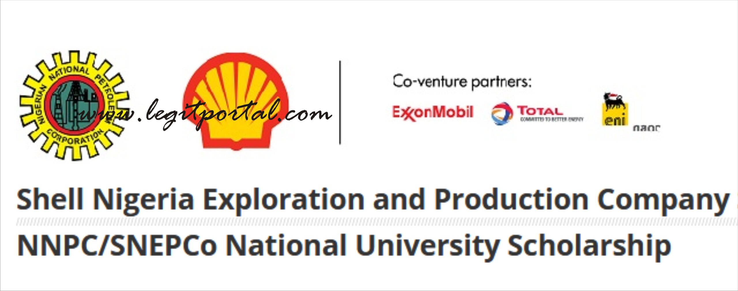 NNPC/SNEPCo National University Scholarship